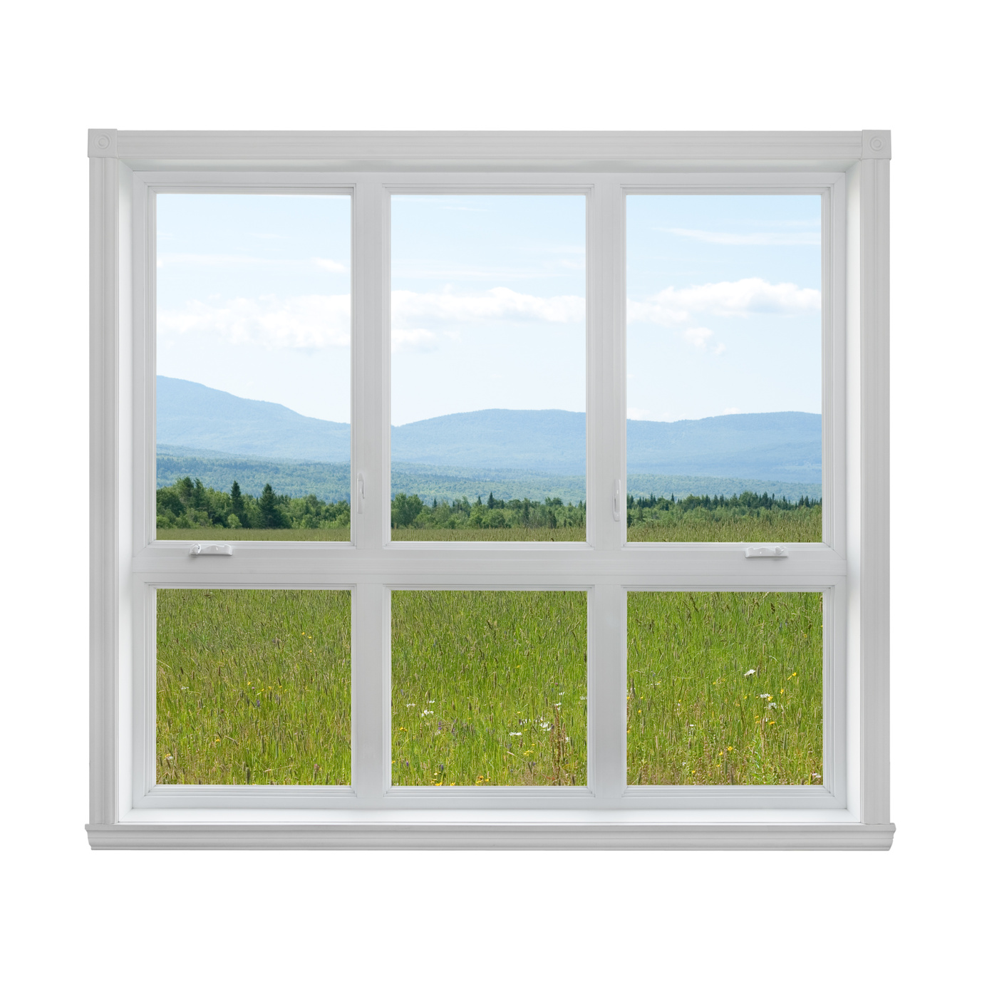 Going green energy efficient windows doors advantage for Energy windows
